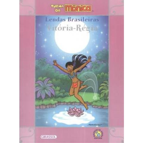 Lendas Brasileiras - Vitoria Regia - Turma Da Monica169231.3