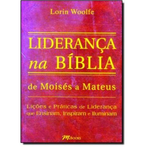 Lideranca Na Biblia - De Moises A Mateus119612.1