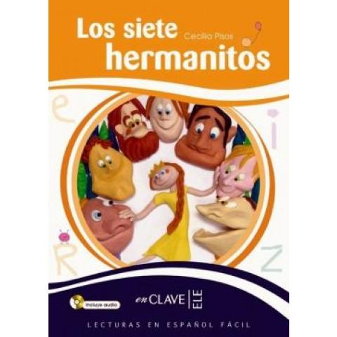 Los Siete Hermanitos + Cd Audio178877.9