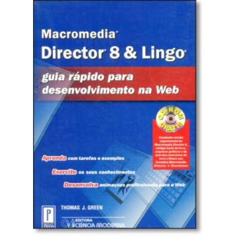 Macromedia Director 8 & Lingo108903.1