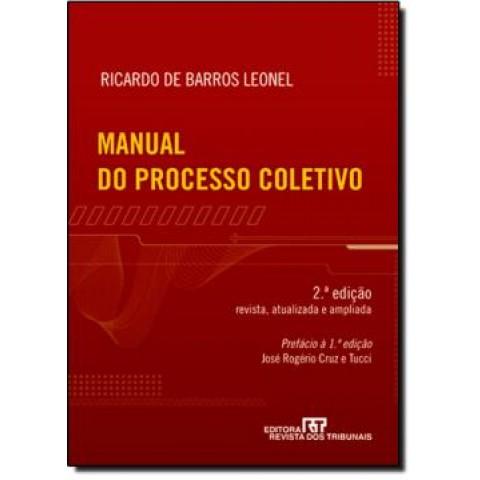 Manual Do Processo Coletivo 2ª Edicao110986.3