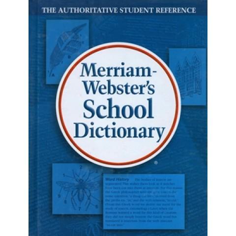 Merriam-Webster´S School Dictionary295909.7