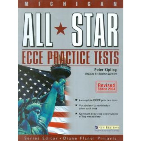 Michigan All-Star Ecce Practice Tests Teacher´S Book 2004270547.8