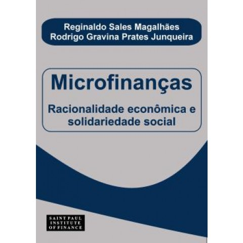 Microfinancas - Racionalidade Economica Solidariedade Social104133.8