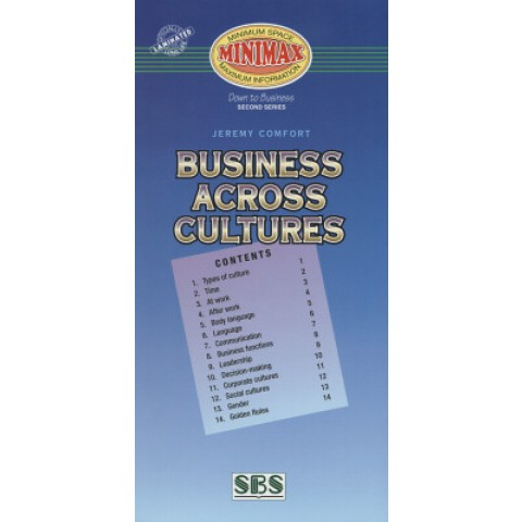 Minimix - Business Across Cultures 125309.3