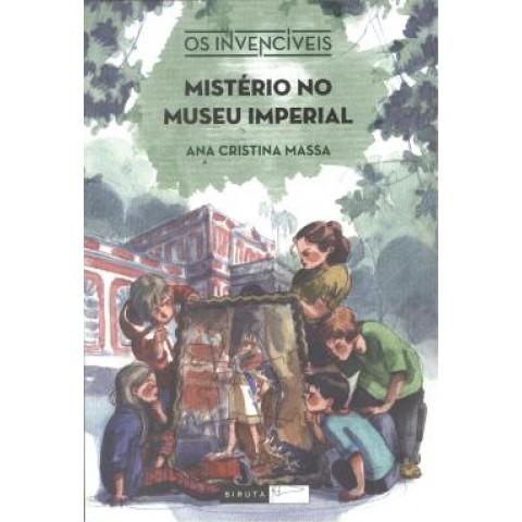 Misterio No Museu Imperial - 2ª Ed543858.6