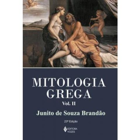 Mitologia Grega  Volume 2 - 14ª Edicao131062.3