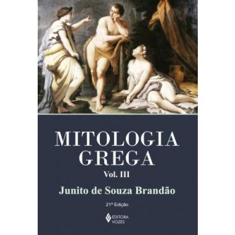 Mitologia Grega  Volume 3 - 12ª Edicao131077.1