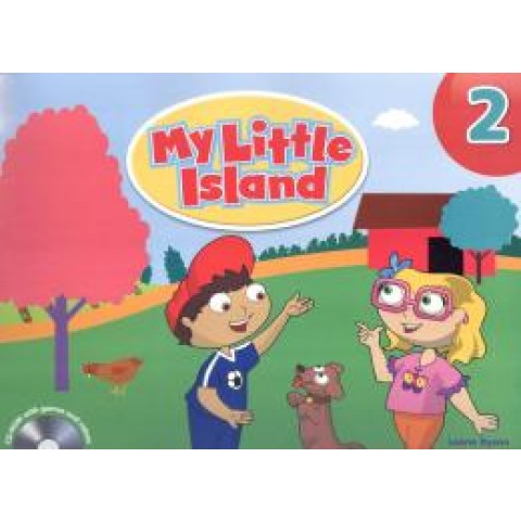 My Little Island 2 Student´S Book With Cd-Rom231993.4