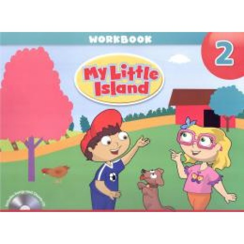 My Little Island 2 Workbook With Audio Cd231995.0