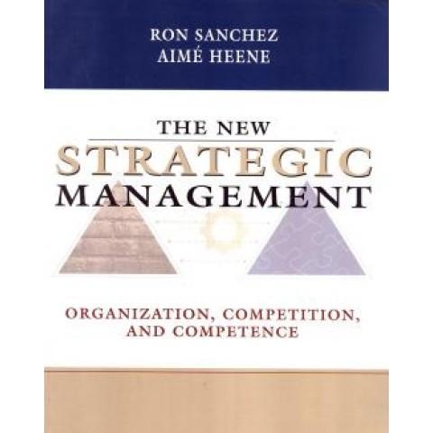 New Strategic Management, The738576.4