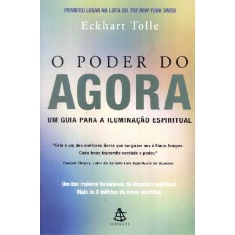 O Poder Do Agora - Um Guia Para A Iluminacao Espiritual129009.6