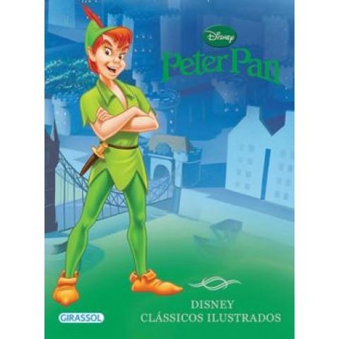 Peter Pan - Disney Classicos Ilustrados407571.2