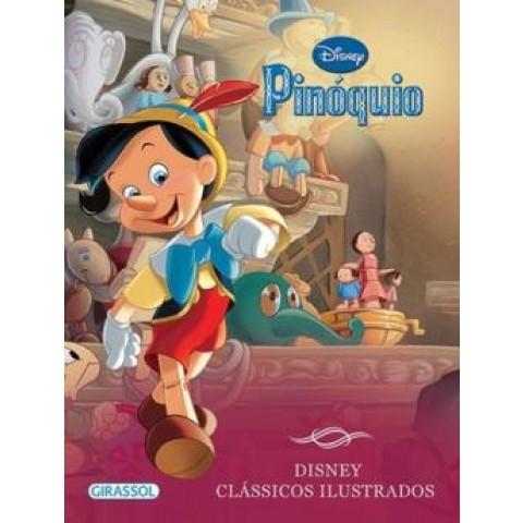 Pinoquio - Disney Classicos Ilustrados407572.0