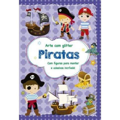 Piratas - Com Figuras Para Montar E Adesivos Incriveis!255506.2