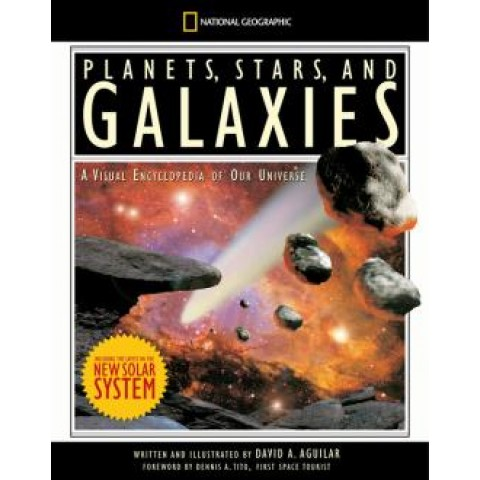 Planets, Stars, And Galaxies - A Visual Encyclopedia Of Our Universe874759.8