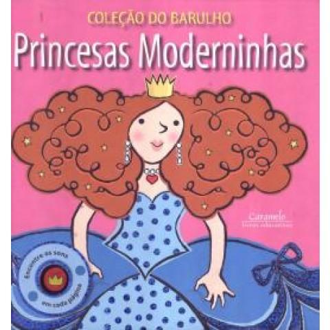 Princesas Moderninhas -  Encontre Os Sons Em Cada Pagina162898.7