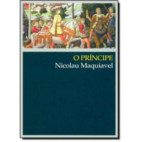 Principe, O - Maquiavel179796.4