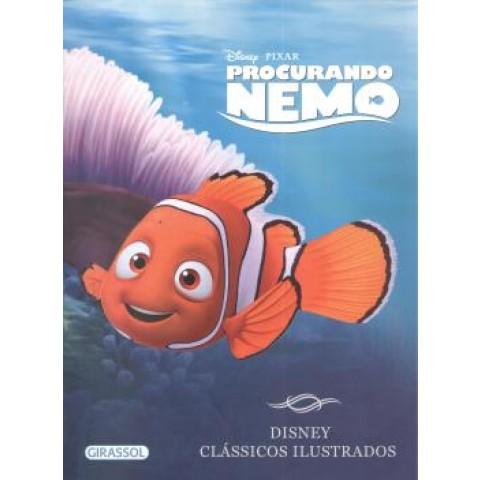 Procurando Nemo - Disney Classicos Ilustrados407573.8