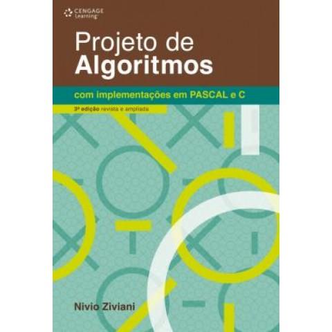Projeto De Algoritmos Com Implementacoes Em Pascal E C - 3ª Edicao104190.8