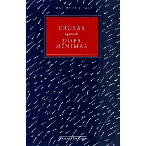 Prosas Seguidas De Odes Minimas153101.7