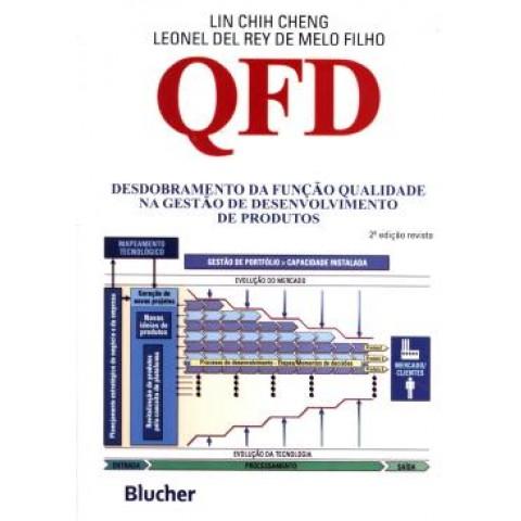 Qfd - Desdobramento Da Funcao Qualidade Na Gestao De Desenvolvimento De Produtos  2ª Edicao155950.8