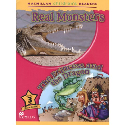 Real Monsters - The Princess And The Dragon293366.7