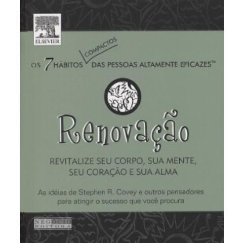 Renovacao - Revitalize Corpo, Sua Mente, Seu Coracao E Sua Alma122889.7