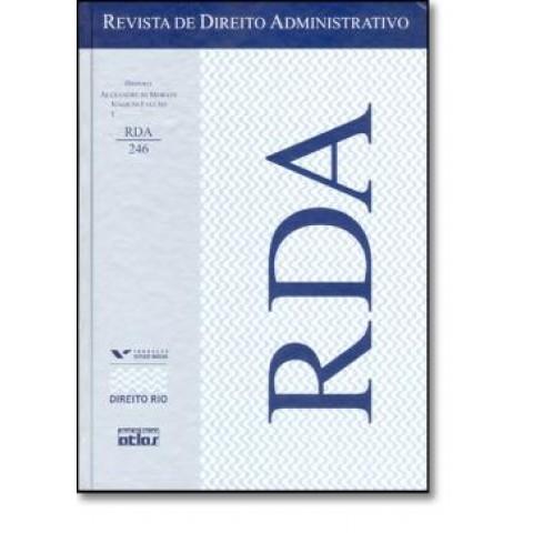 Revista De Direito Administrativo - Vol. 246148956.9