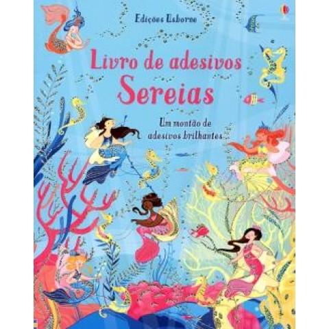 Sereias - Livro De Adesivos435829.5