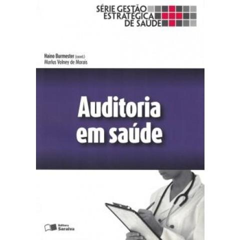Serie Gestao Estrategica De Saude - Auditoria Em Saude516223.8