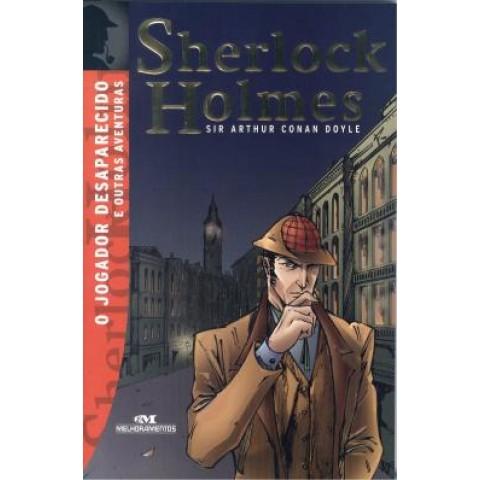 Sherlock Holmes - O Jogador Desaparecido E Outras Aventuras - 2º Ed519019.3