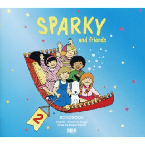 Sparky And Friends 2 - Audio Cd319945.2