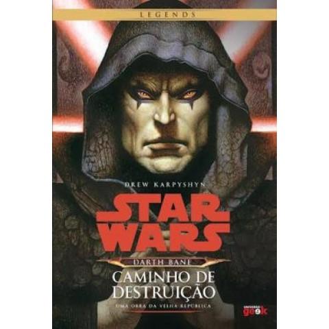 Star Wars - Darth Bane - Caminho De Destruicao535040.9