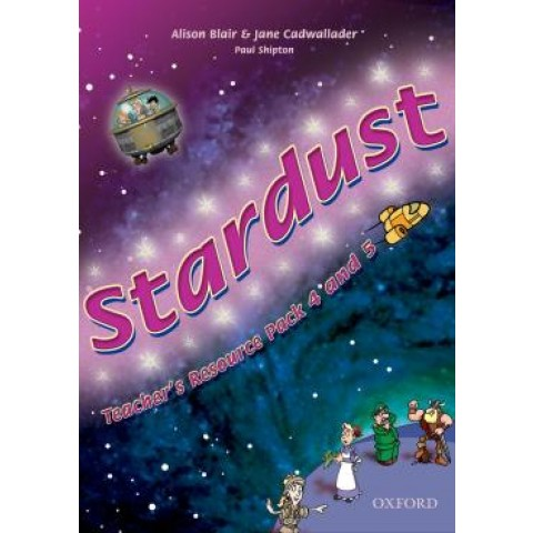 Stardust Teacher´S Resource Pack 4 - 5241365.5