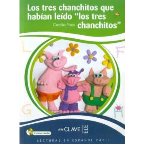 Tres Chanchitos, Los + Cd   Nivel 1217217.7