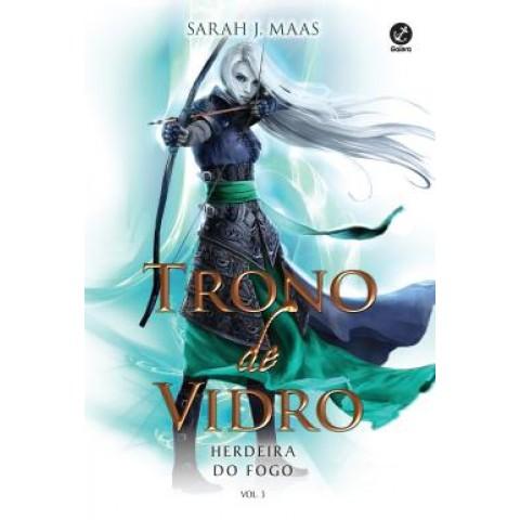 Trono De Vidro 3 - Herdeira Do Fogo522397.0