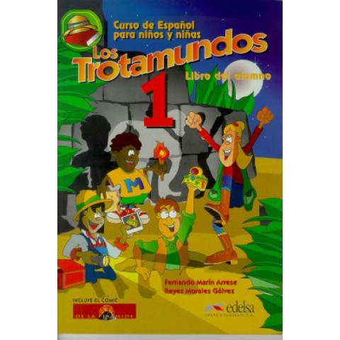 Trotamundos 1 Libro Del Alumno107167.1