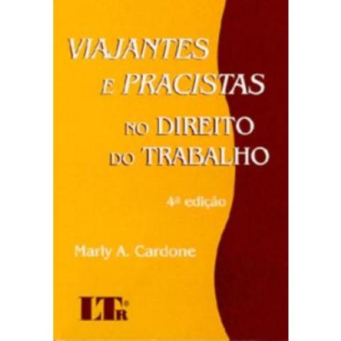 Viajantes E Pracistas No Direito Do Trab111867.6