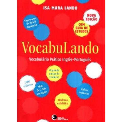 Vocabulando - Vocabulario Pratico - 2ª Ed520631.6