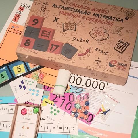 Jogos para Alfabetização Matemática