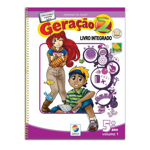 Geração Z – 5º ano - 2 volumes