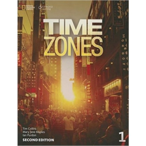 Time Zones 1 - Student's Book - Second Edition