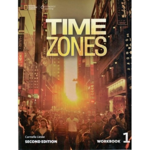 Time Zones 1 - Workbook - Second Edition