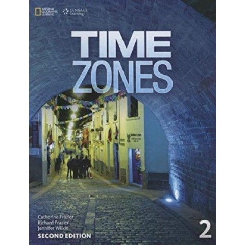 Time Zones 2 - Student's Book - Second Edition