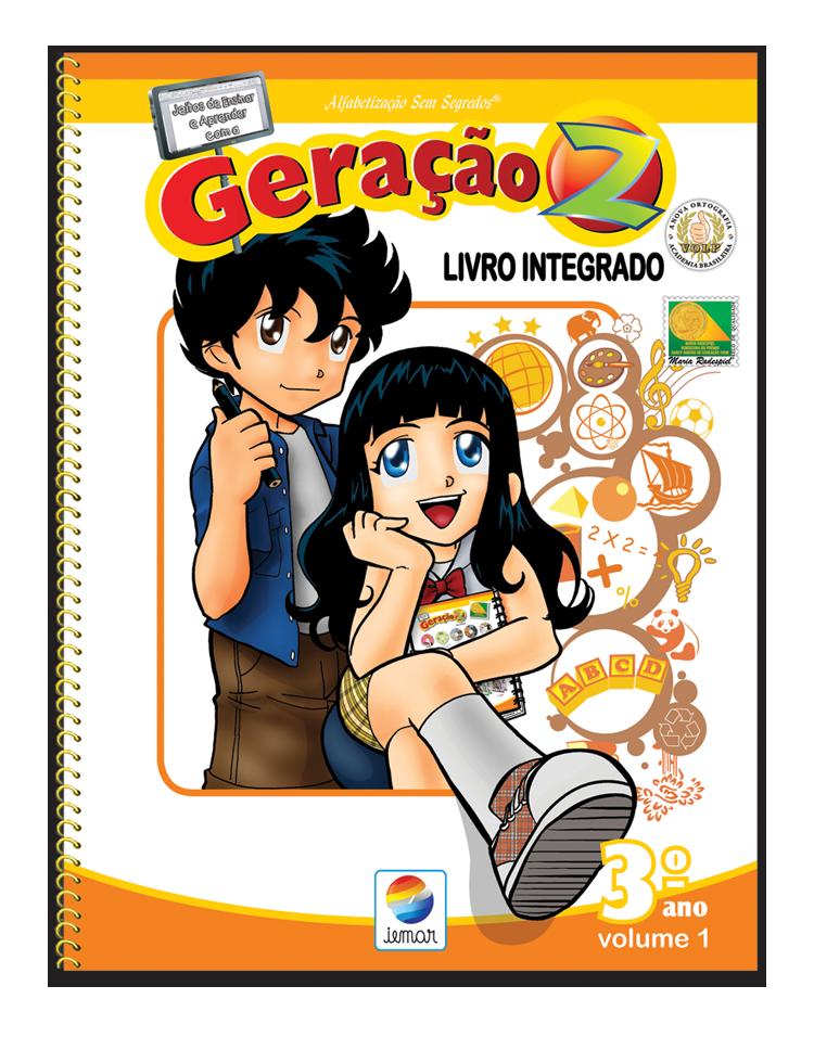 Geração Z – 3º ano - 2 volumes