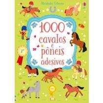 1000 Cavalos E Poneis Adesivos406871.6