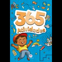 365 Atividades - Volume Azul