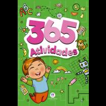 365 Atividades - Volume Verde