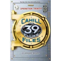 39 Clues, The - The Cahill Files, V.1 - Operation Trinity231645.5